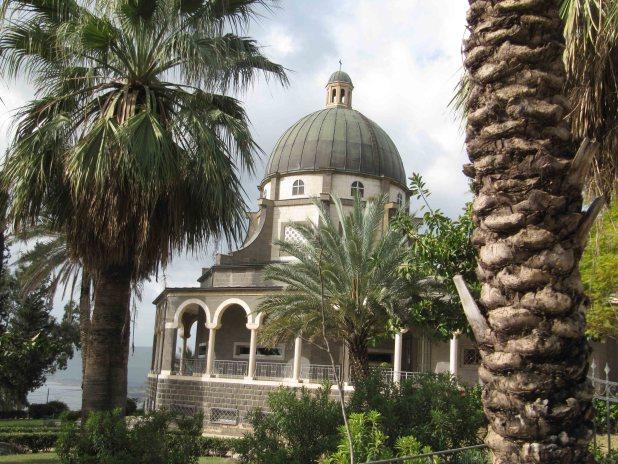 israelandyou.com Mount of the Beatitudes
