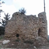 Daher el Omar Tower in East Shfaram