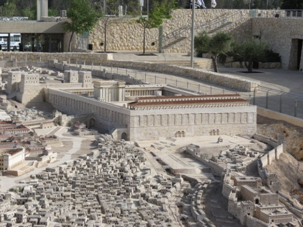 Hippodrome was removed. See empty space just south of Temple Mount