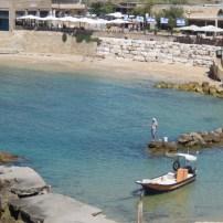 Sebastos harbor