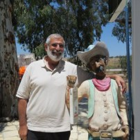 Me and a cowboy friend