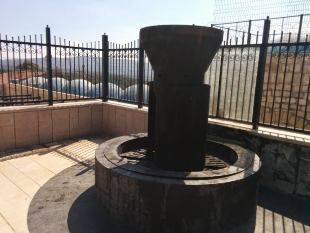 Rashbi's Grave-Candle Burner