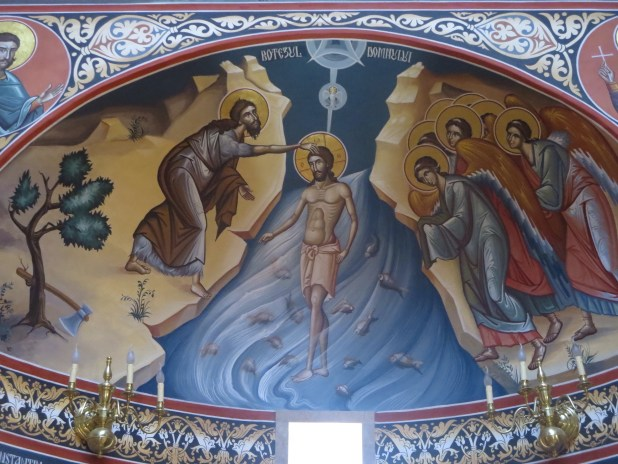Romanian Orthodox Church Jericho