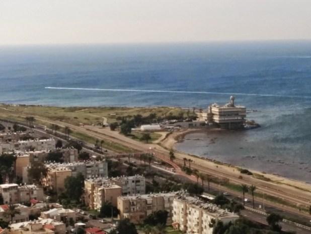 View to Tel Shikmona