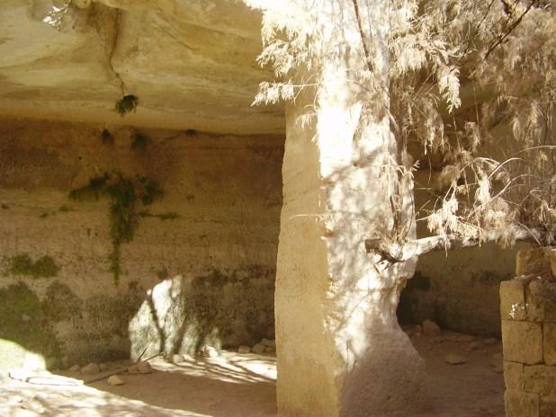 Havarim Cistern