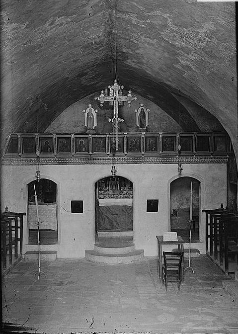 Synagogue Church circa 1900