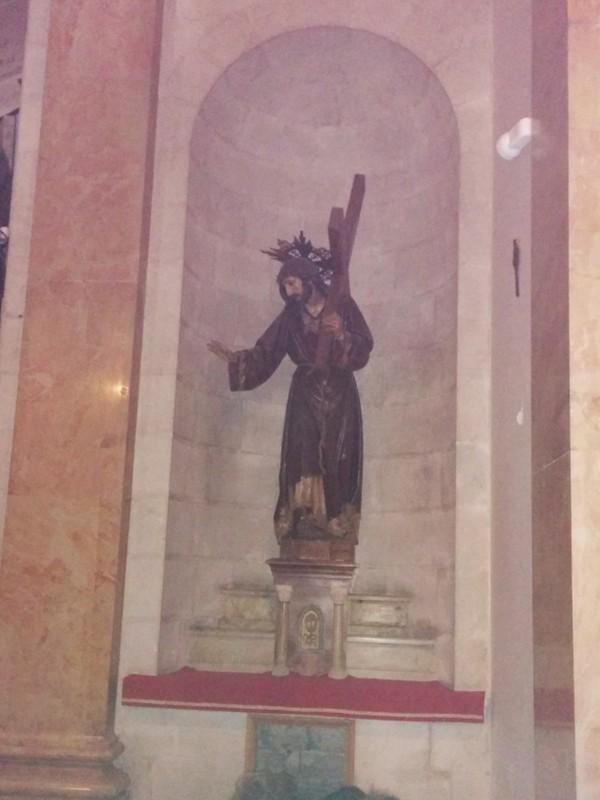 Condemnation Chapel