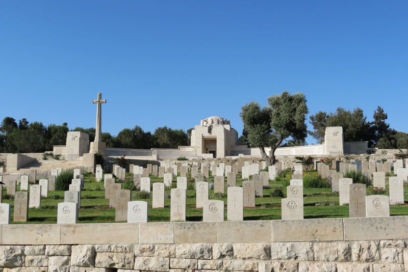 British War Cemetery Jerusalem