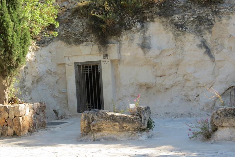 Hebrew University of Jerusalem - Nicanor Burial Caves