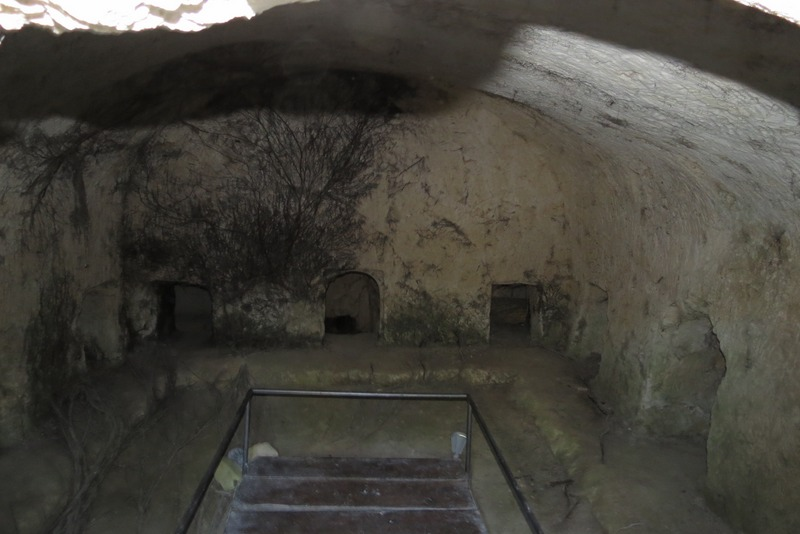 Hebrew University of Jerusalem Nicanor Burial Caves