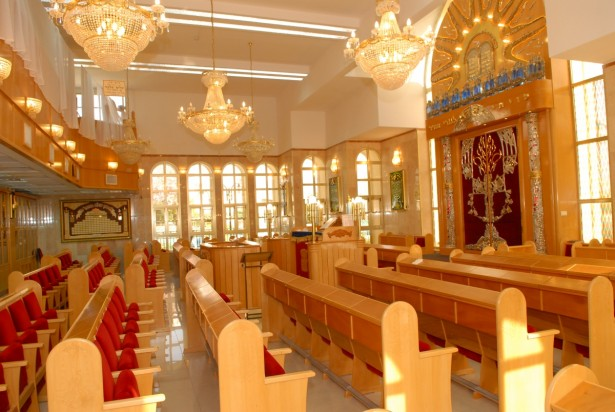 Synagogue tour - http://www.edmondjsafra.org/religion/edmond-j-safra-synagogues-in-israel