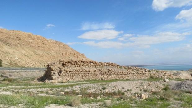 Dead Sea Dry Dock