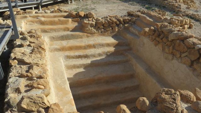 Qumran mikvah