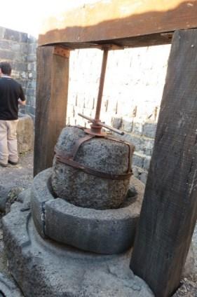 Kursi olive press