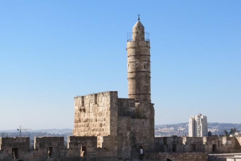 David's Citadel mosque