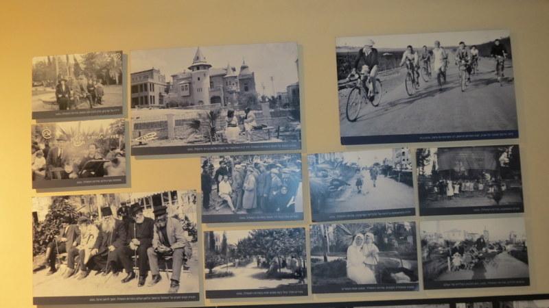Photographs of Tel Aviv