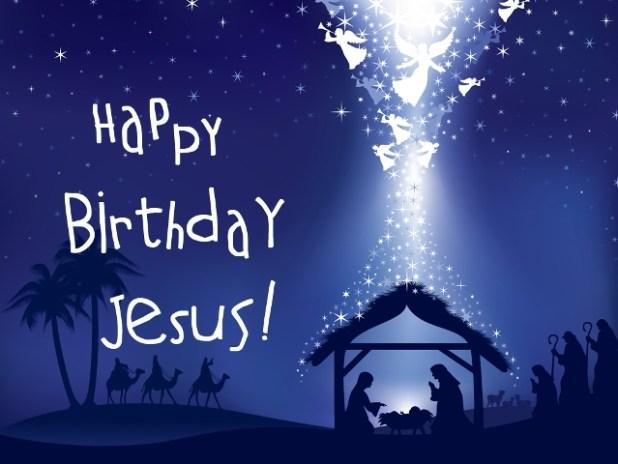 Merry-Christmas-Jesus-Banner-13 - http://heritageacademy.hfcus.com/event/christmas-break-happy-birthday-jesus-no-school-dec-21-jan-1/