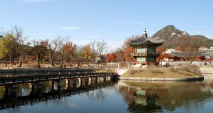 Gyeongbok-gung palace - Seoul, South Korea