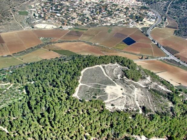Tel Azekah - New Digs