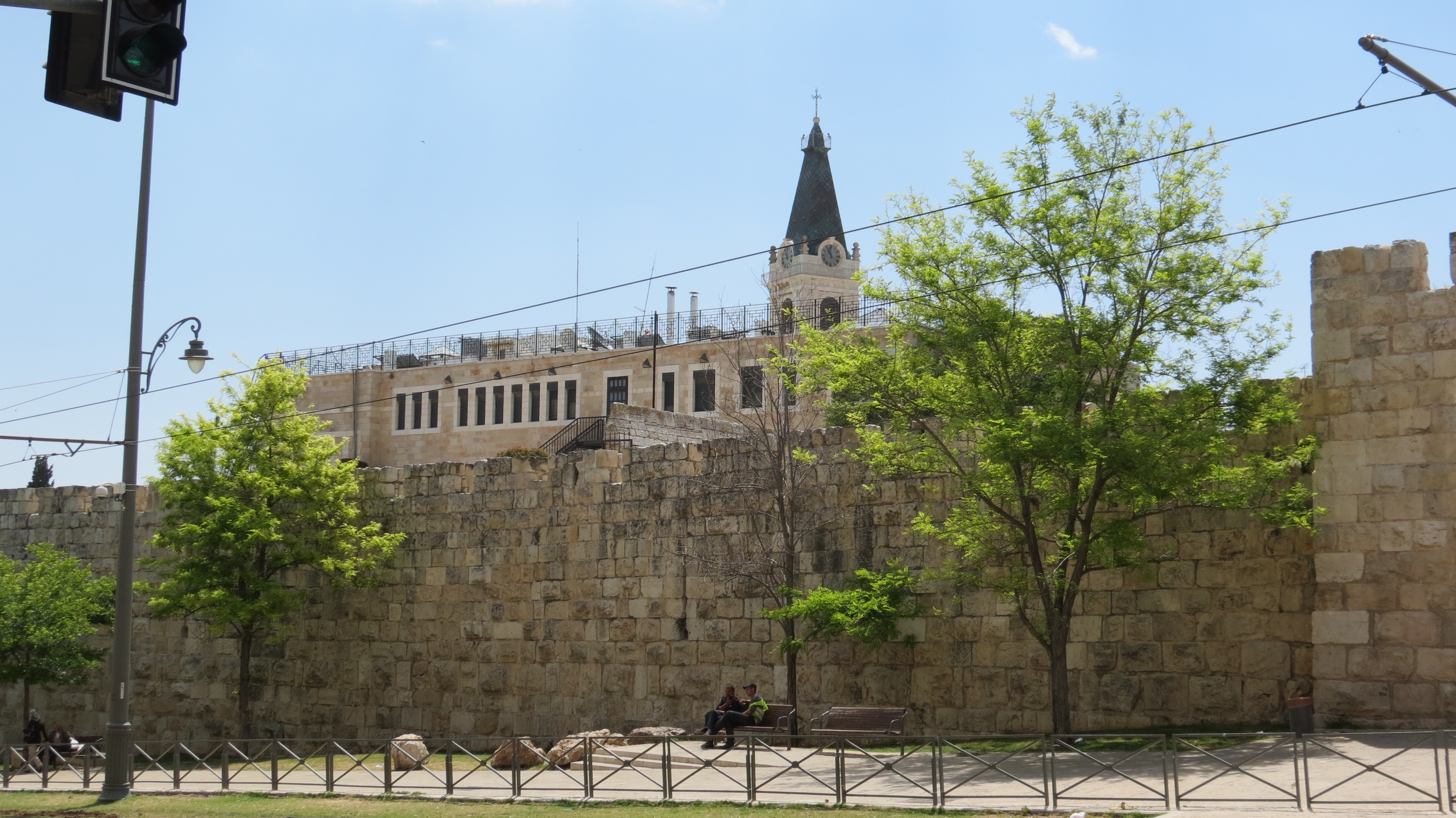 The New Gate - Christian Quarter