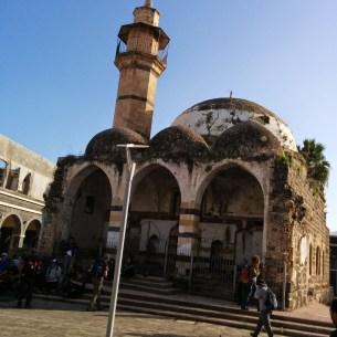 al-Omari Mosque Tiberias