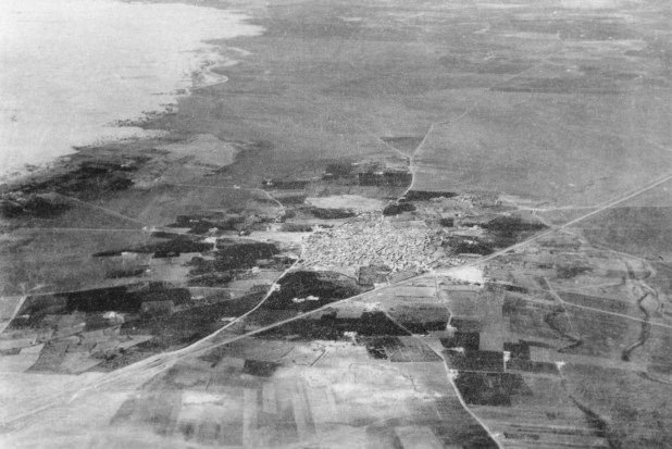 Areal_View_Of_Isdud_Pre_1935