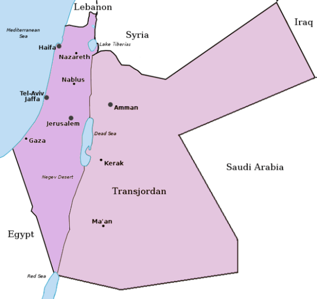 The regions administered by the Emirate Source:Doron