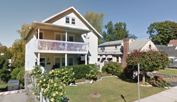 Google Map Street View 23 Forest Ave, Ossining, NY i