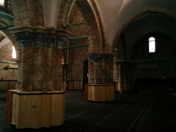 The Great Mosque of Ramla