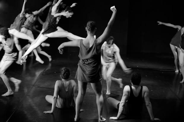 Maslool Professional Dance Program/фото Eyal Landsman