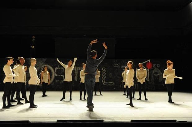 Batsheva Dance Company/фото: Гади Дагон