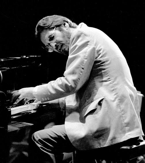 Билл Эванс на джазовом фестивале в Монтре в Швецарии. Июль 1978. Источник - Википедия