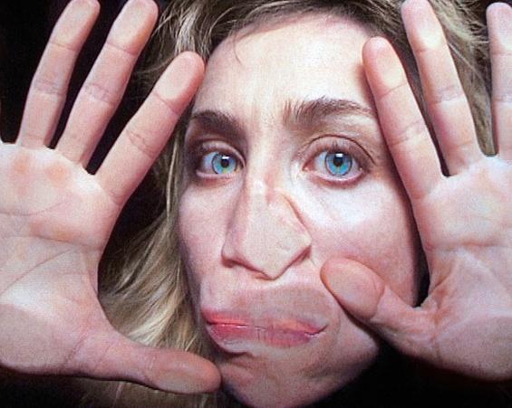 Pipilotti Rist, Open My Glade (Flatten), 2000 (still). Single-channel video installation, silent, color; 9 min. © Pipilotti Rist. Courtesy the artist, Hauser & Wirth, and Luhring Augustine
