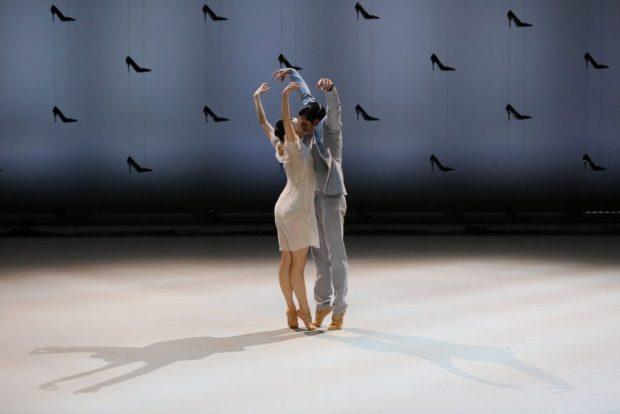 Daniel Vizcayo et Miyuki Kanei, Cendrillon © Olivier Houeix