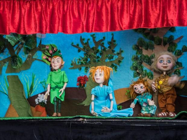 "Театр ""Бабула"". Фото: Ифат Киршенбаум"
