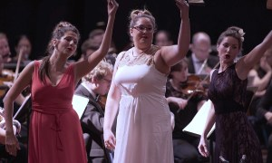 המאסטרקלאס הבינלאומי לשירה אמנותית עש זמבוקי,קרדיט צילום אריאל וייס