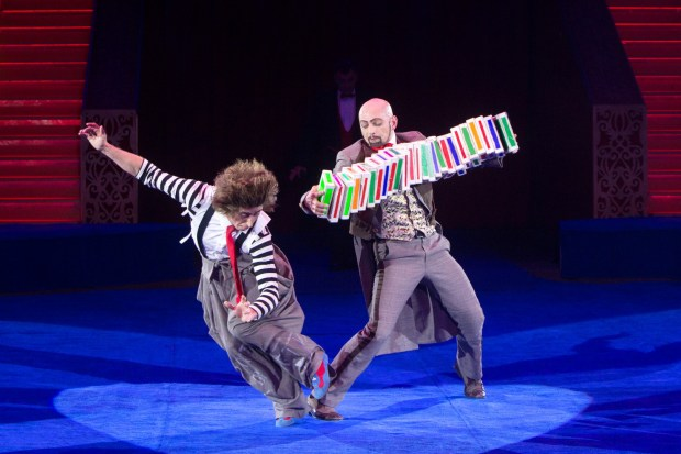 AQUA Circus - фото Светлана Мельникова