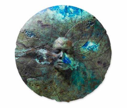 """Дэмиэн Херст """"Солнечный диск"""" 2011. Фотография Prudence Cuming Associates. © Damien Hirst and Science Ltd. Все права защищены, DACS 2019"""