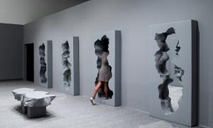 Hall of Broken Mirrors, Snarkitecture in collab with Gufram. Image Credit - Elad Sarig