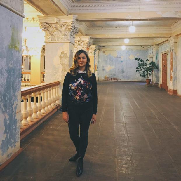 Лиза Розова. Фото © Макс Авдеев
