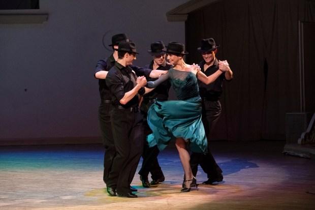 Tango. Photo E.Masalkov