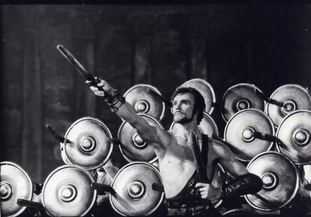 "Владимир Васильев в балете ""Спартак"". Фото © Елена Фетисова"