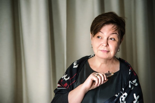 Светлана Комиссарук. Фото © Елена Снегирева