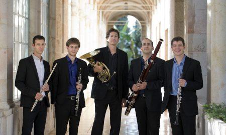 Tel Aviv Wind Quintet_credit Monika Rittershaus
