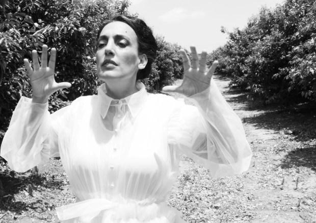 Виктория Хана. Фото ©  Idan Golko