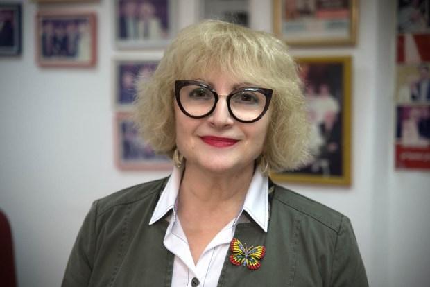 """Художественный руководитель конкурса, директор консерватории """"Акадма"""" Янина Кудлик"""