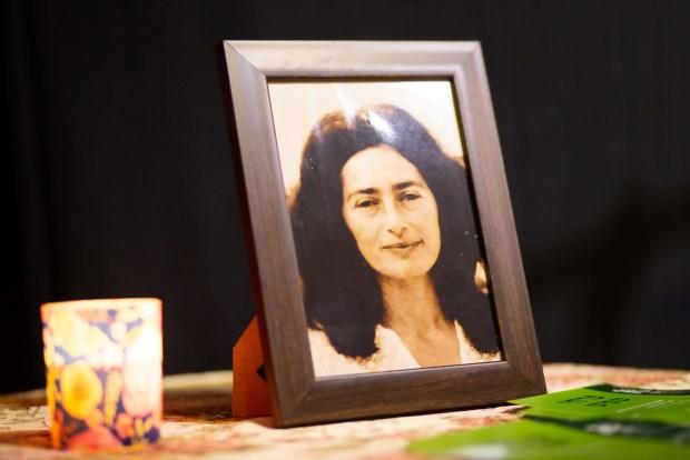 Поэтесса Авива Ор Шалом