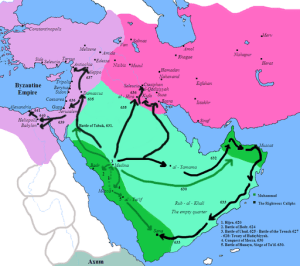At Time of Arab Conquest There Were No Palestinians