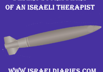 wartime diary of an israeli therapist