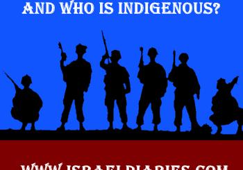 is Israel a colonialist power
